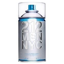 212 NYC, мужская парфюмерия от Carolina Herrera