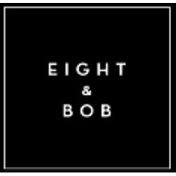 Eight & Bob logo