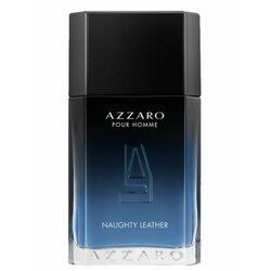 Azzaro Pour Homme Naughty Leather, мужская парфюмерия от Loris Azzaro
