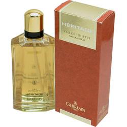 Heritage, мужская парфюмерия от Guerlain