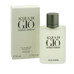 Acqua Di Gio, мужская парфюмерия от Giorgio Armani