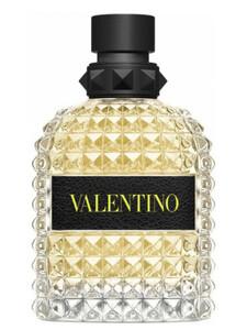 Valentino Uomo Born In Roma Yellow Dream мужская парфюмерия от Valentino