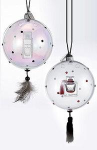 Украшение на ёлку от Lalique!