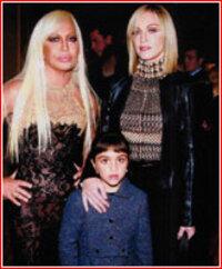 Мадонна может стать «лицом» Versace