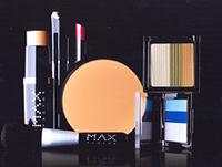 Новая  упаковка  продукции Max Factor.