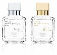 Gentle Fluidity: Два новых аромата от Francis Kurkdjian