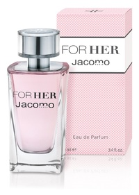 Jacomo представил обновлённую версию Jacomo For Her