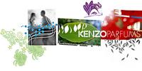 Kenzo открывает новый вебсайт.