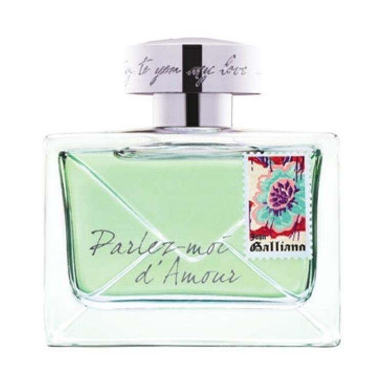Parlez-Moi d'Amour Eau Fraiche, парфюмерия для женщин от John Galliano