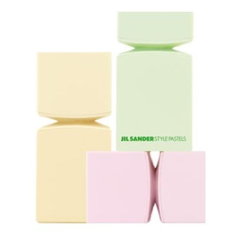 Stule Pastels Soft Yellow, парфюмерия для женщин от Jil Sander