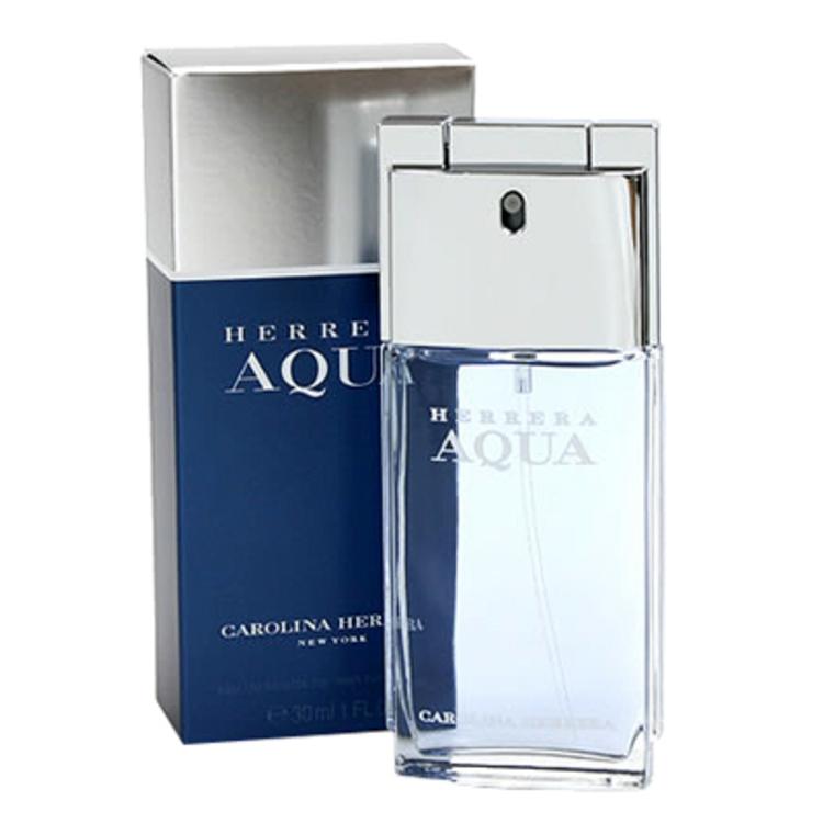 Herrera Aqua, парфюмерия для мужчин от Carolina Herrera