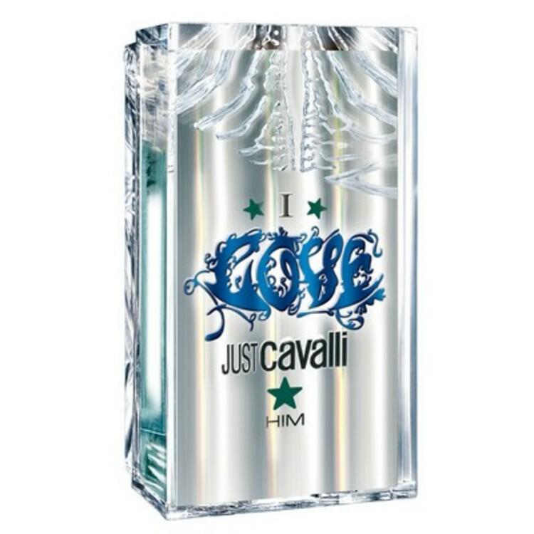 Just Cavalli I Love Him, парфюмерия для мужчин от Roberto Cavalli