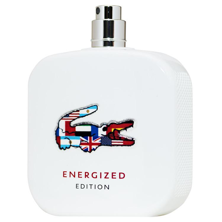 L.12.12 Energized, парфюмерия для мужчин от Lacoste