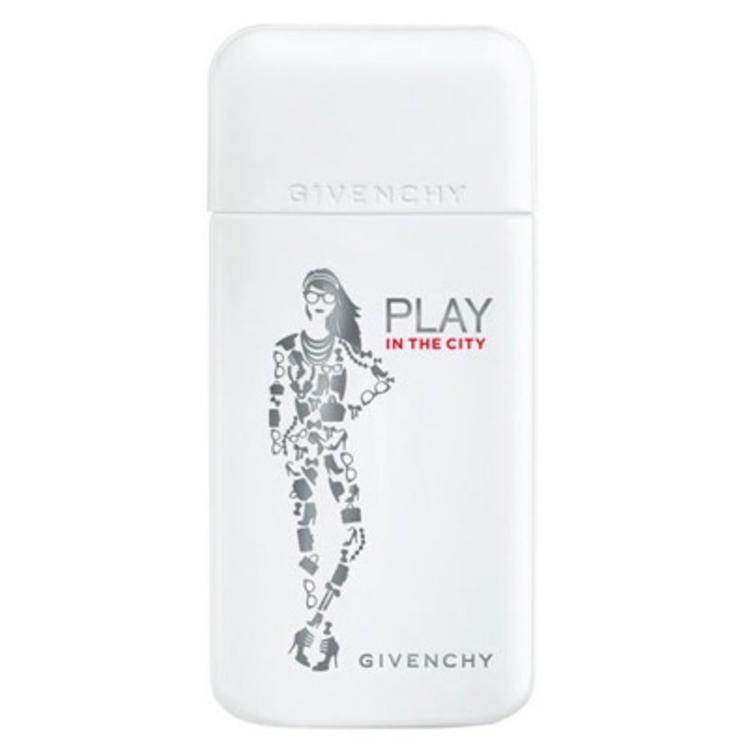Play in the City, парфюмерия для женщин от Givenchy