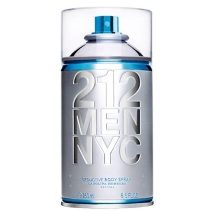 212 NYC, парфюмерия для мужчин от Carolina Herrera