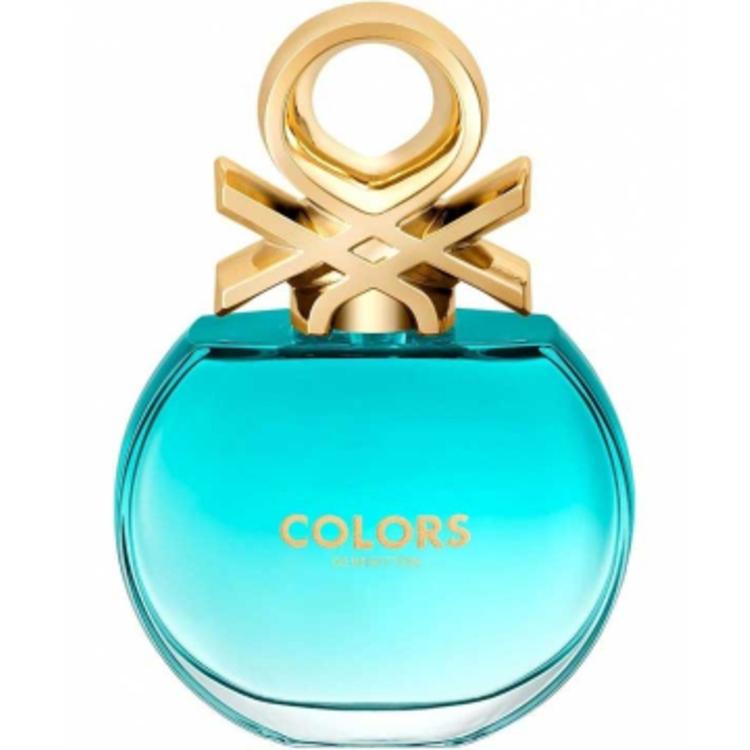 Colors de Benetton Blue, парфюмерия для женщин от Benetton