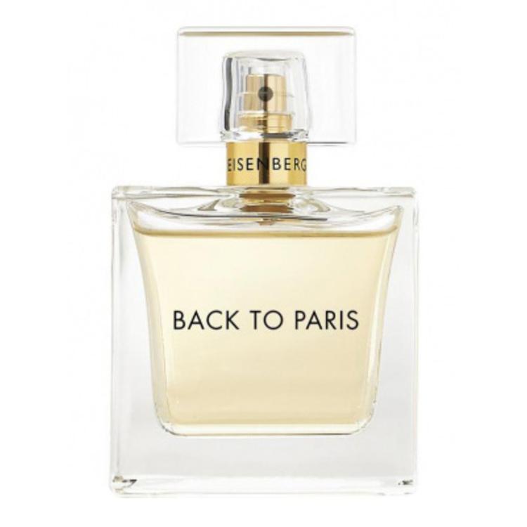 Back To Paris, парфюмерия для женщин от Eisenberg