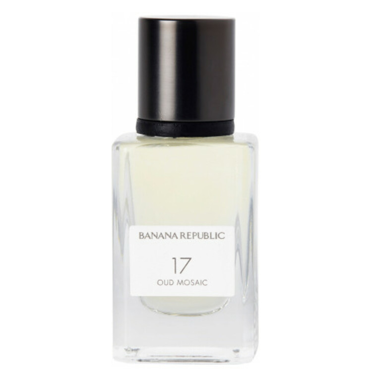 17 Oud Mosaic, юнисекс парфюмерия от Banana Republic