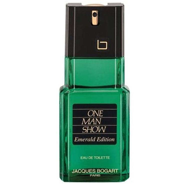 One Man Show Emerald Edition, парфюмерия для мужчин от Jacques Bogart