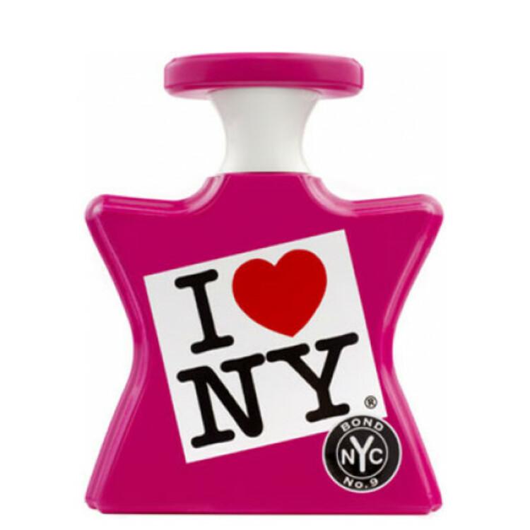 I Love New York for Her , парфюмерия для женщин от Bond No 9