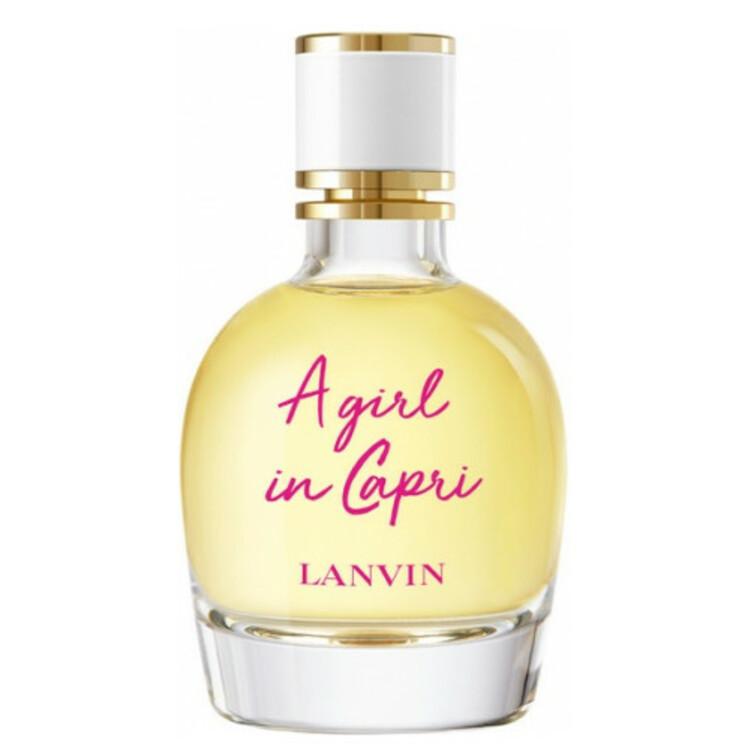 Girl In Capri , парфюмерия для женщин от Lanvin