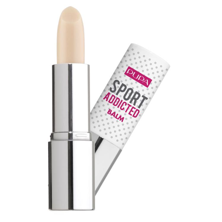 Sport Addicted Lip Balm, косметика от Pupa
