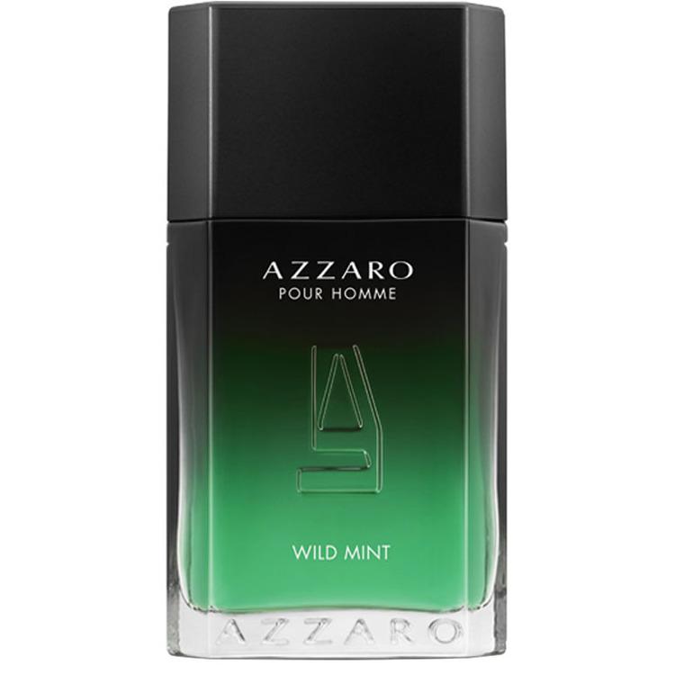 Wild Mint, парфюмерия для мужчин от Loris Azzaro