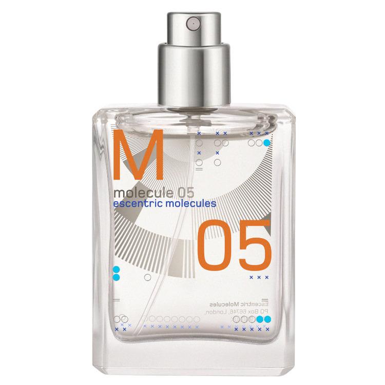 Molecule 05, юнисекс парфюмерия от Geza Schoen