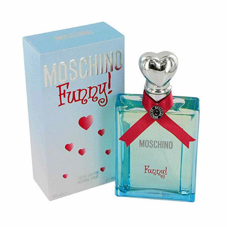 Moschino Funny!, парфюмерия для женщин от Moschino