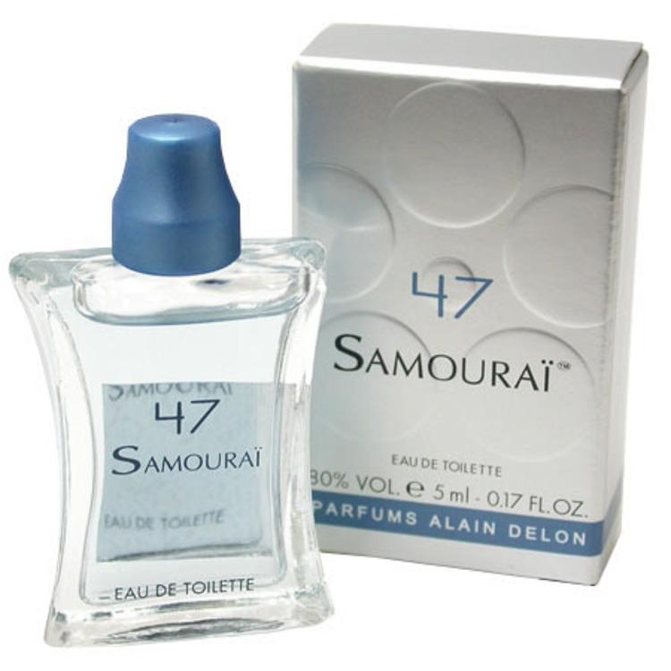 Samourai 47, парфюмерия для мужчин от Alain Delon