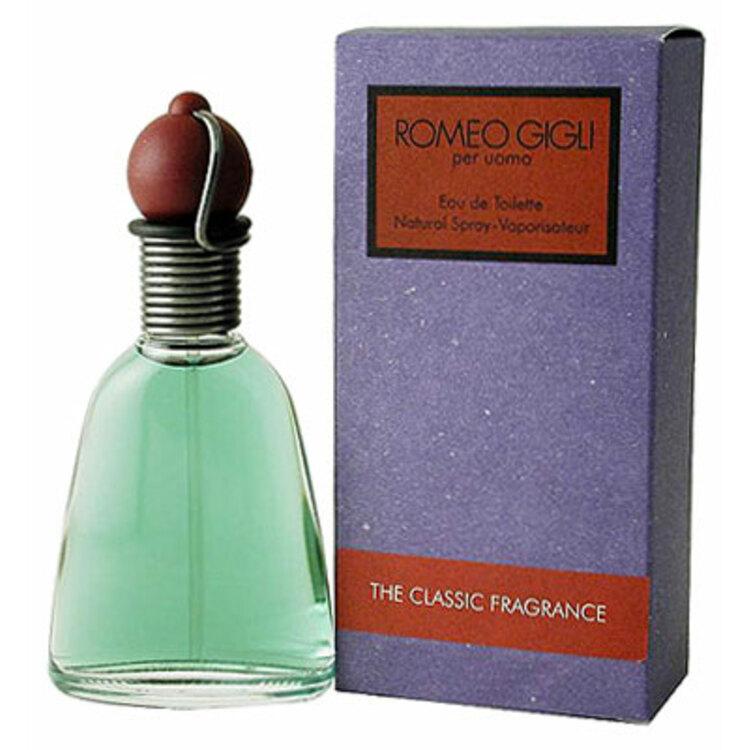 Romeo Gigli Uomo, парфюмерия для мужчин от Romeo Gigli