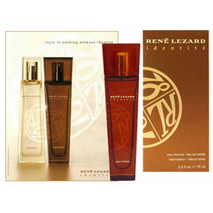 Indentite pour Homme, парфюмерия для мужчин от Rene Lezard