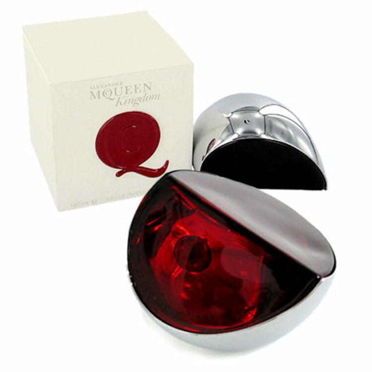 Kingdom, парфюмерия для женщин от Alexander McQueen