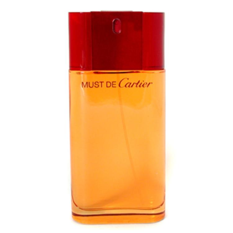 Must de Cartier, парфюмерия для женщин от Cartier