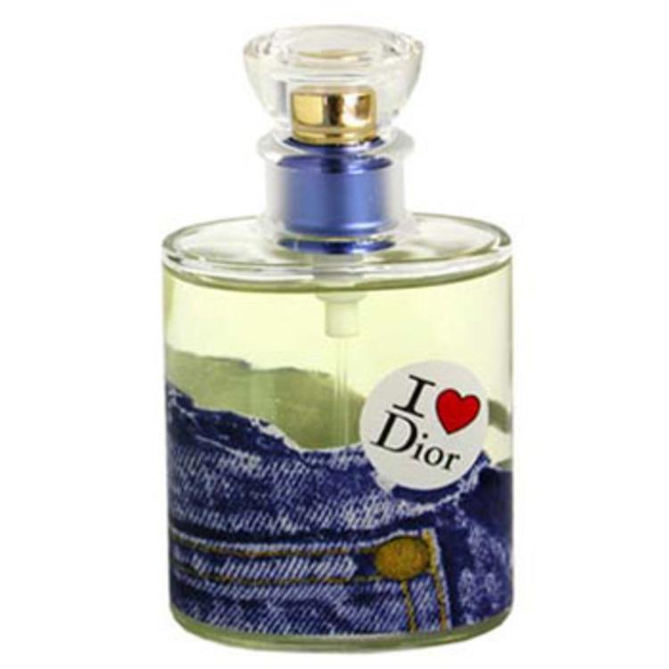 I Love Dior, парфюмерия для женщин от Christian Dior