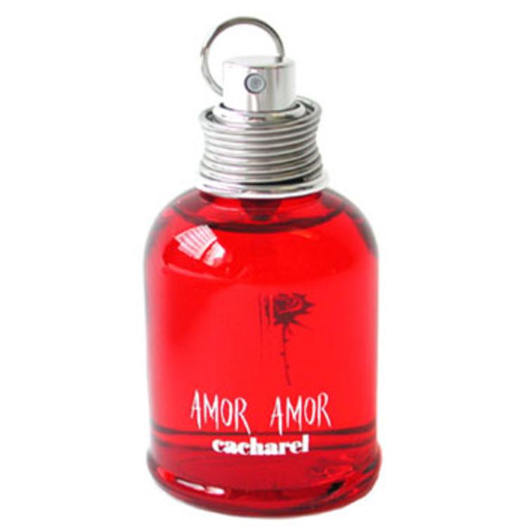 Amor Amor, парфюмерия для женщин от Cacharel