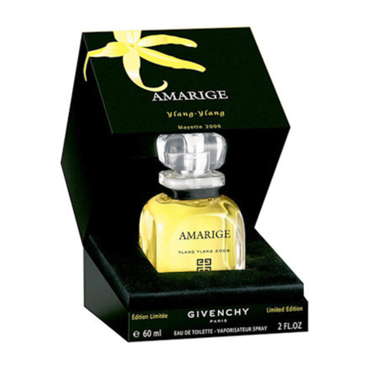 Amarige Ylang Ylang de Mayotte, парфюмерия для женщин от Givenchy
