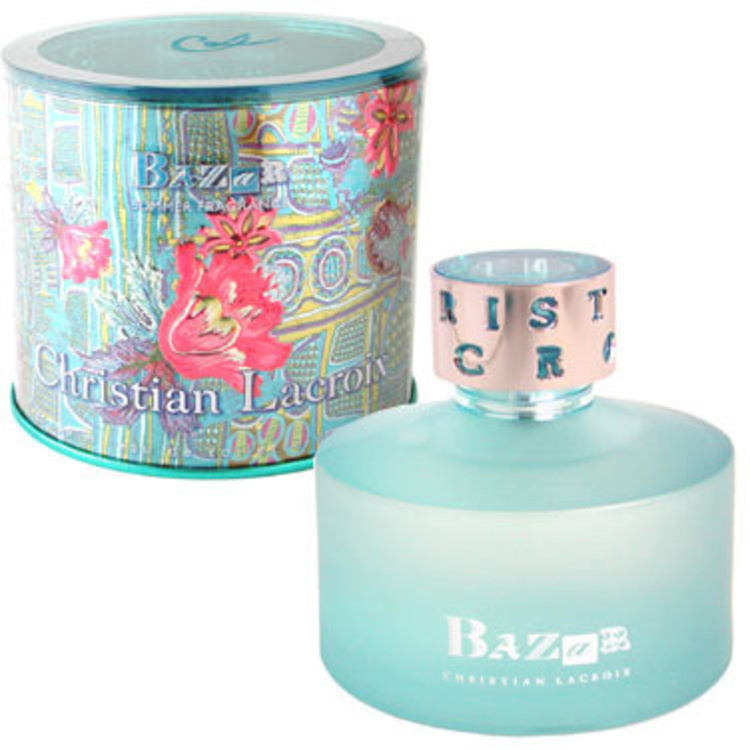 Bazar Summer, парфюмерия для женщин от Christian Lacroix