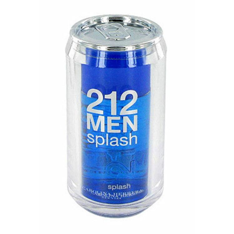 212 Splash, парфюмерия для мужчин от Carolina Herrera