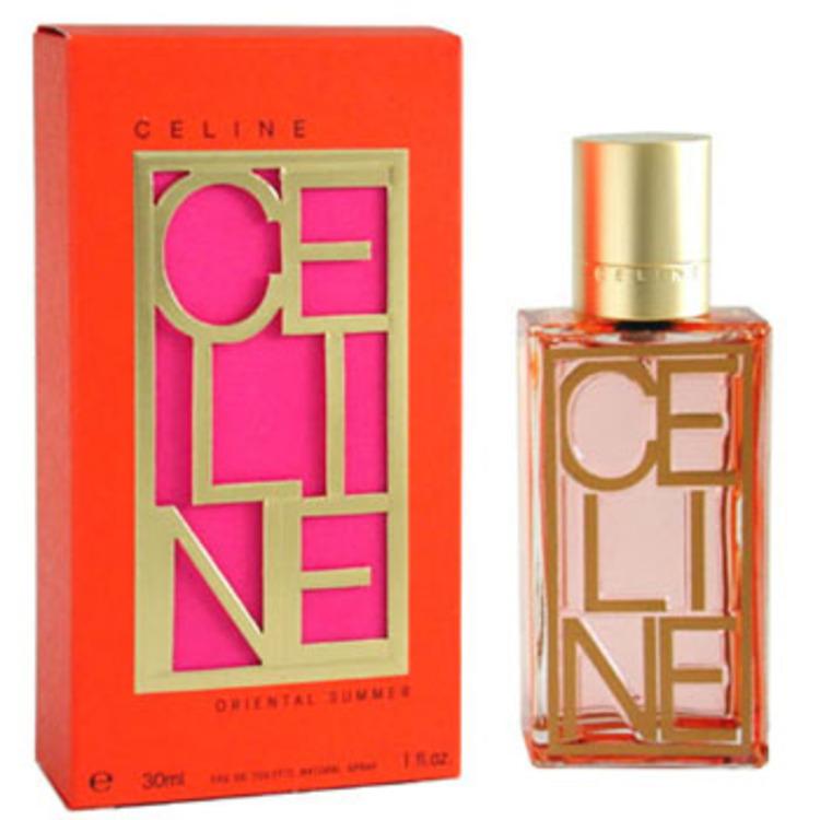 Oriental Summer, парфюмерия для женщин от Celine