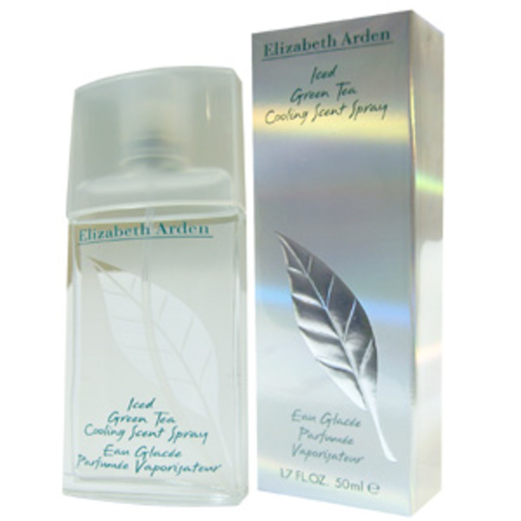 Iced Green Tea, парфюмерия для женщин от Elizabeth Arden