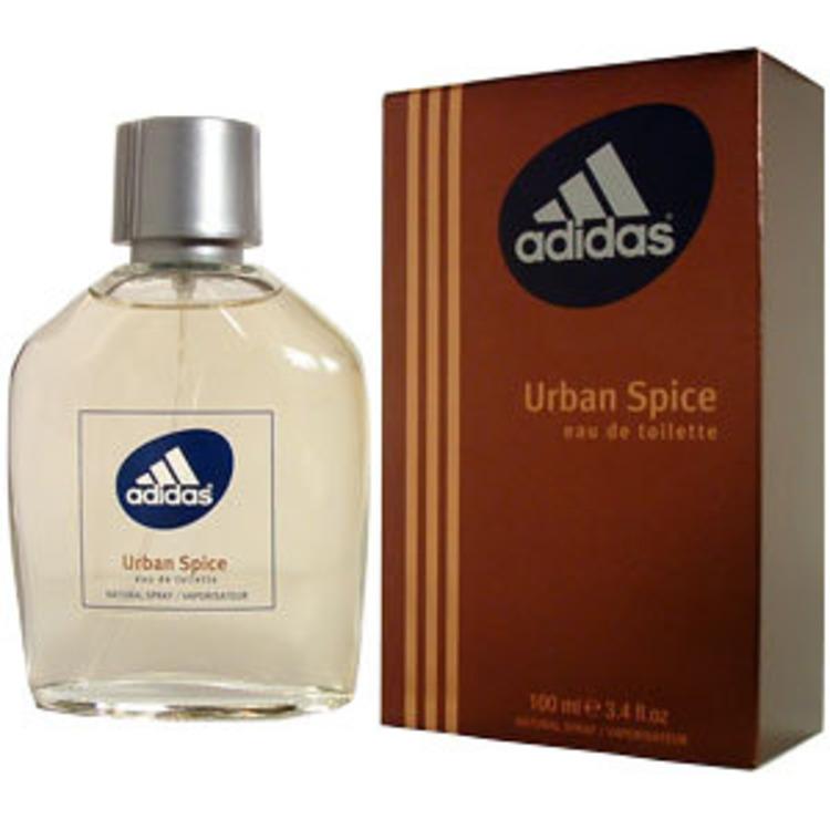 Urban Spice, парфюмерия для мужчин от Adidas