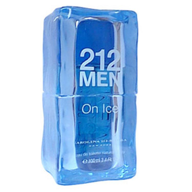 212 On Ice, парфюмерия для мужчин от Carolina Herrera