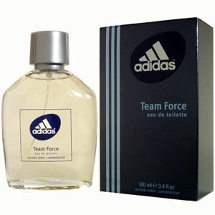 Team Force, парфюмерия для мужчин от Adidas