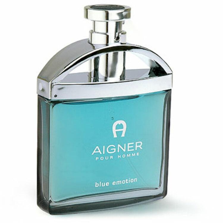 Blue Emotion, парфюмерия для мужчин от Etienne Aigner
