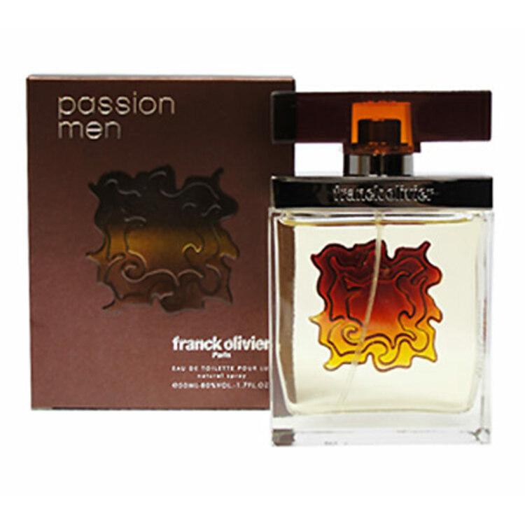 Passion, парфюмерия для мужчин от Frank Olivier