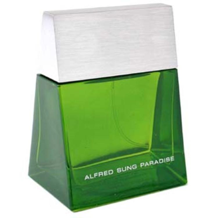 Paradise, парфюмерия для мужчин от Alfred Sung