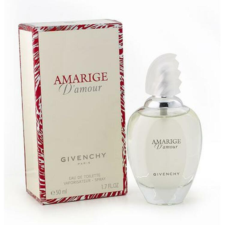 Amarige d`Amour, парфюмерия для женщин от Givenchy