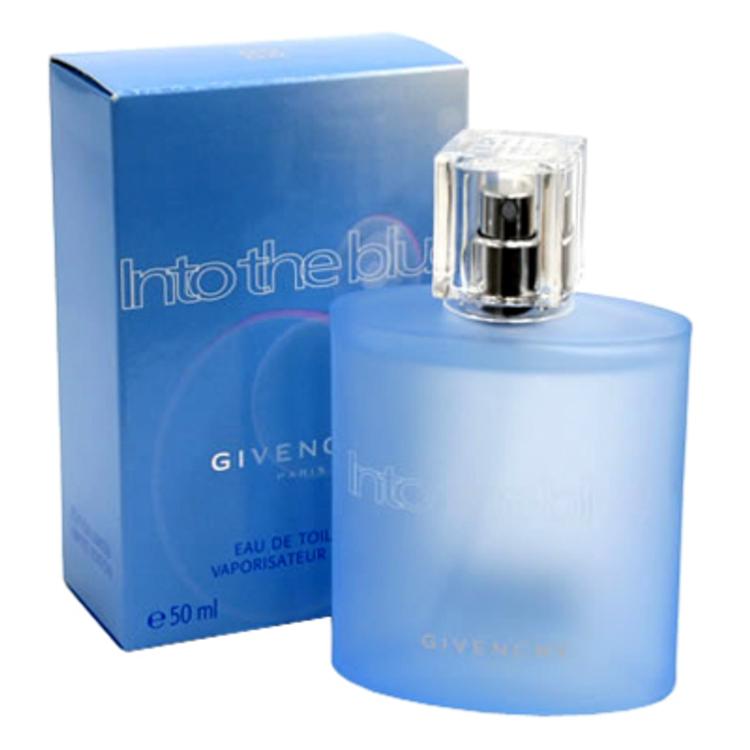 Into The Blue, парфюмерия для женщин от Givenchy