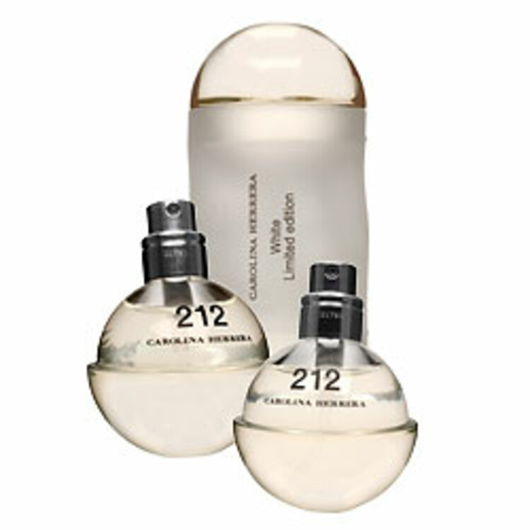 212 White, парфюмерия для женщин от Carolina Herrera